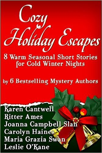 Cozy Holiday Escapes-Amazon cover